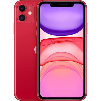 Apple iPhone 11 64GB - Κόκκινο