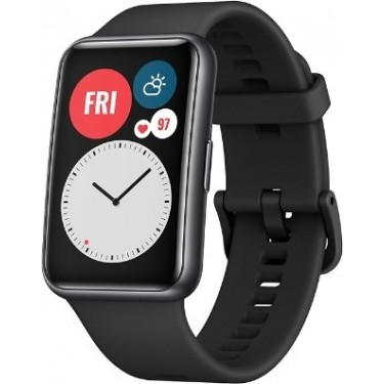 Huawei Watch Fit - Graphite Black  (55025875)