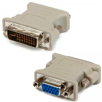 Αντάπτορας DVI-VGA 24 pin -...