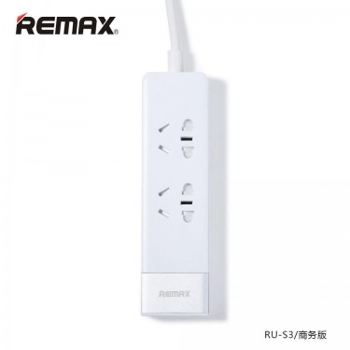 Πολύπριζο Remax 2 υποδοχές...